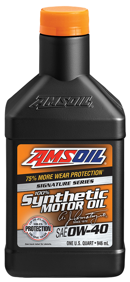 Amsoil - Category: Amsoil - Image: Synthetic CVT Fluid